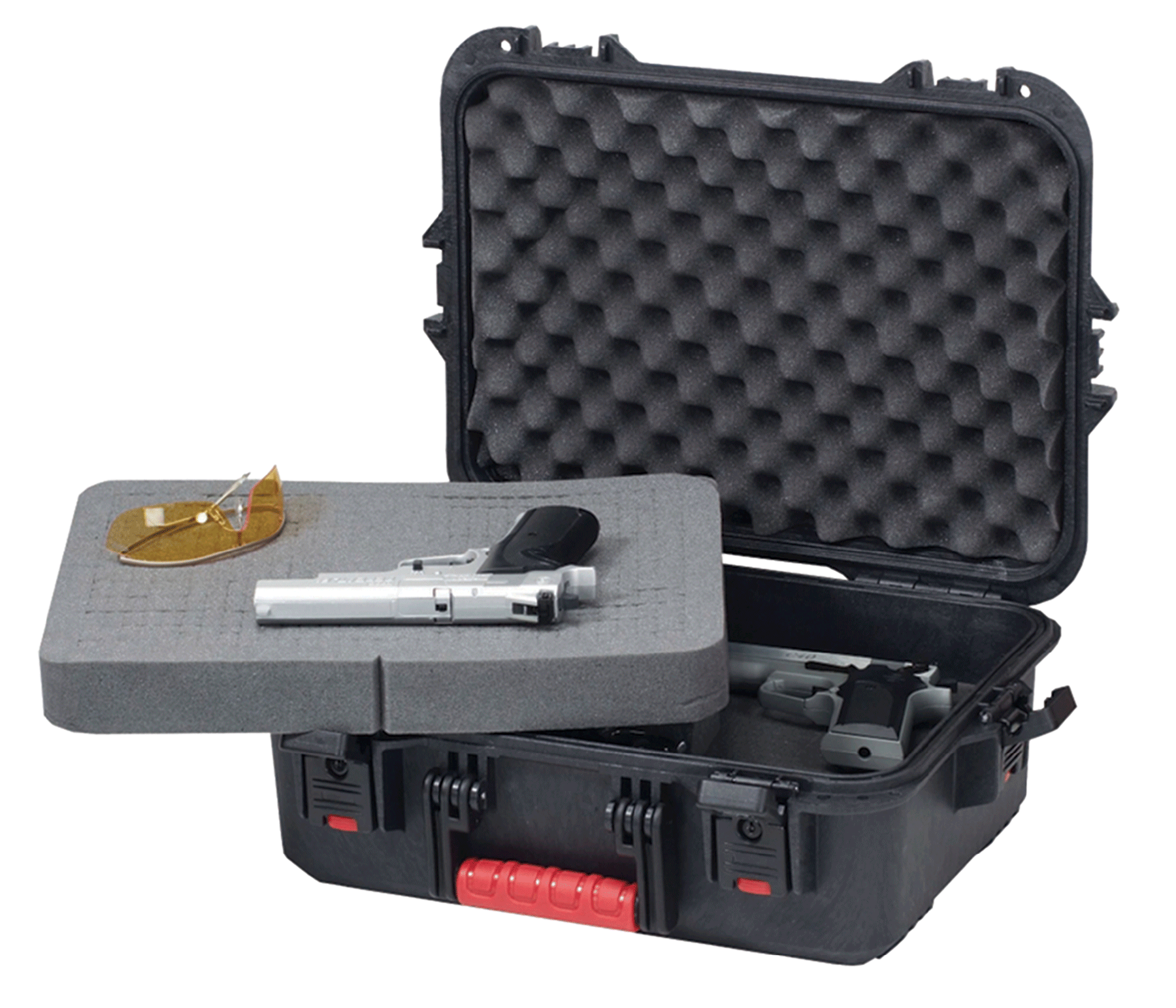 Plano All Weather Hard Pistol Case 18.38