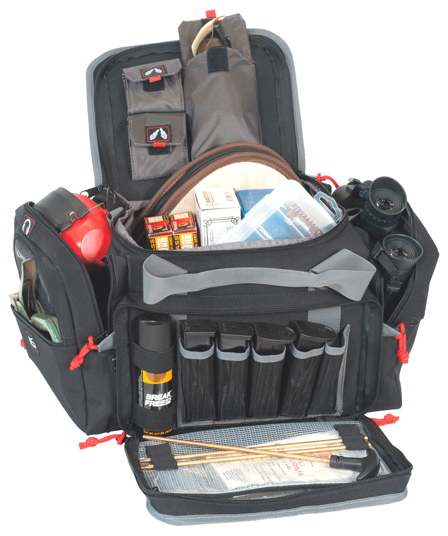 G•Outdoors Medium Range Bag Internal Organization System - Black