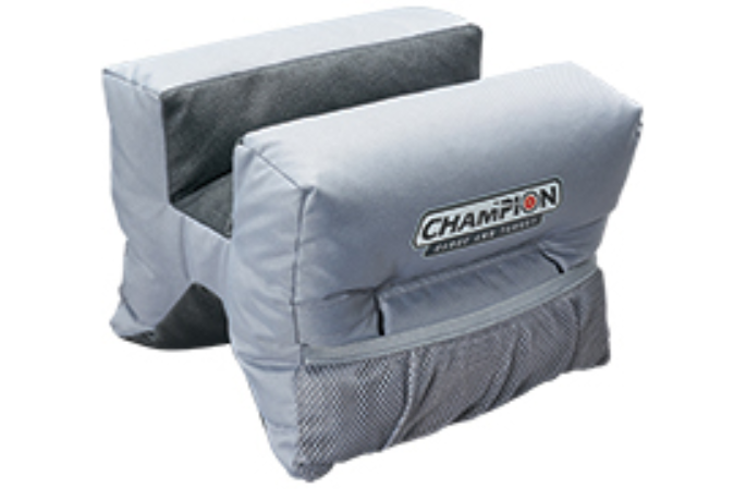 Champion Accuracy X-Ringer Shooting Bag Front Bag - Filled
