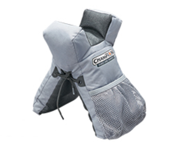 Champion Rail Rider Shooting Bag Front Bag - Filled
