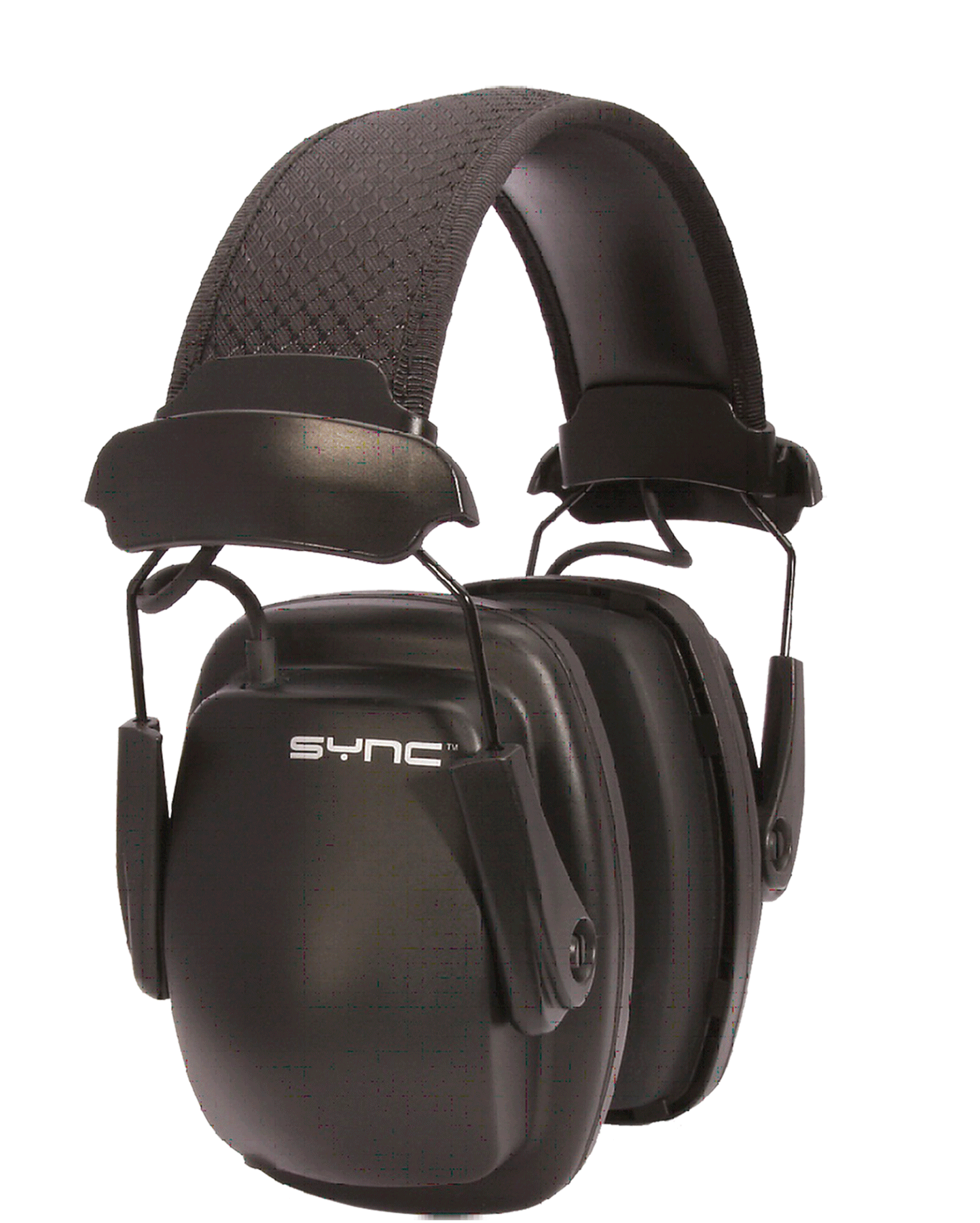 Howard Leight Sync Stereo Electronic Earmuffs NRR 25 dB - Black