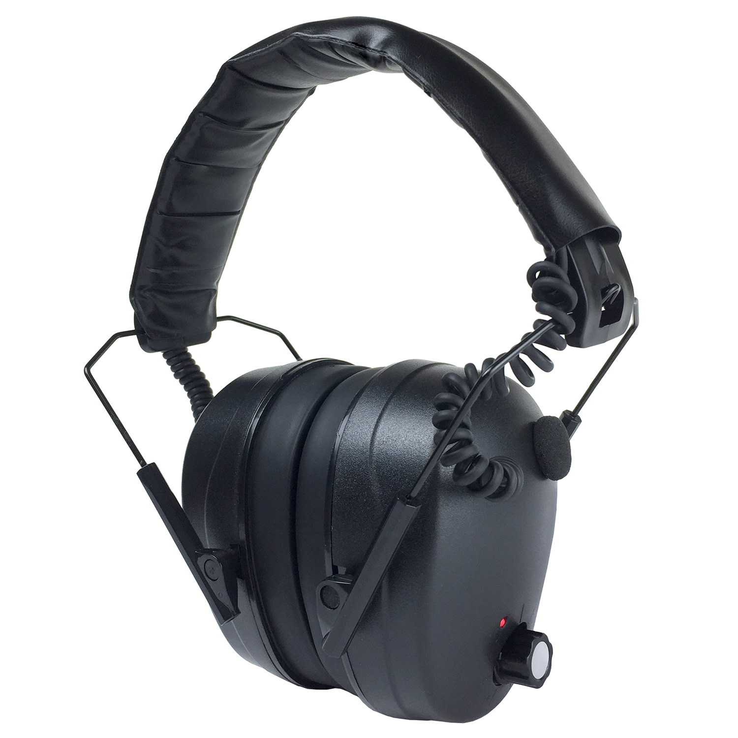 Radians CSE20BX Tactical Electronic Earmuffs NRR 26 dB - Black