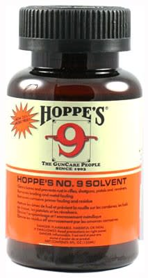 Hoppe's No. 9 Gun Bore Cleaner - 4 oz - Liquid - 10 Pack