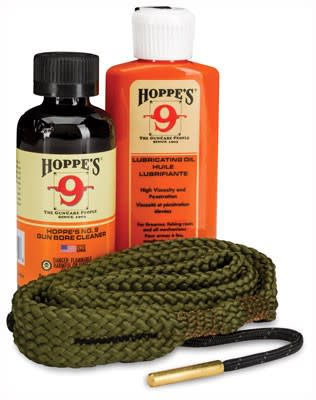 Hoppe's 1-2-3 Done Rifle Cleaning Kit - .22 to .223 Caliber/ 5.56mm