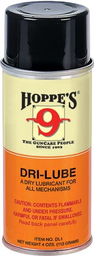 Hoppe's DriLube Spray - 4 oz - Aerosol