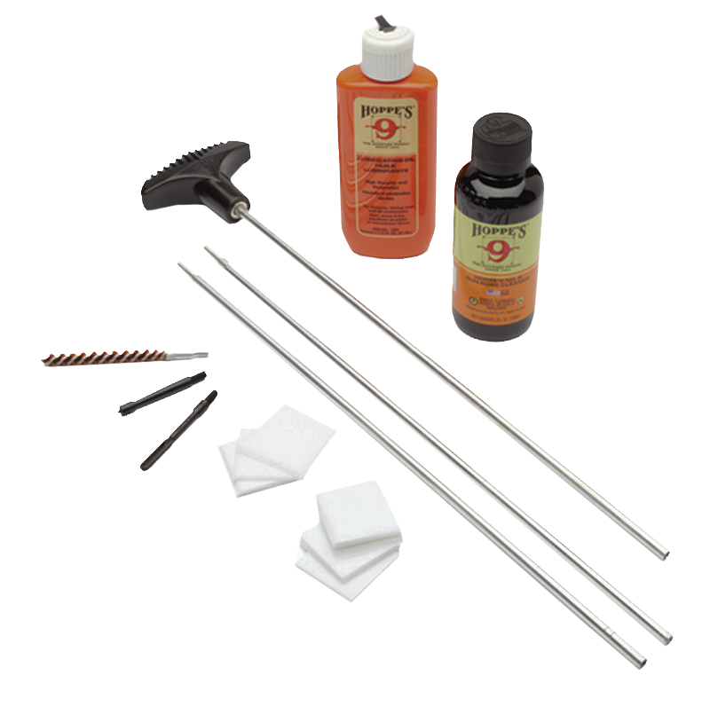 Hoppe's Handgun Cleaning Kit - All Caliber