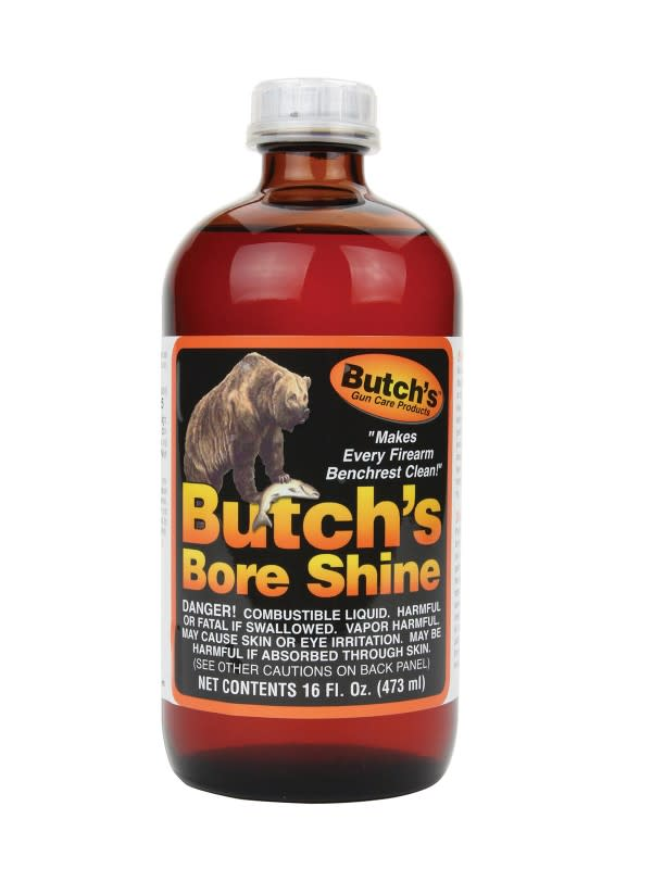 Butch's Bore Shine Bore Cleaner - 16 oz - Liquid