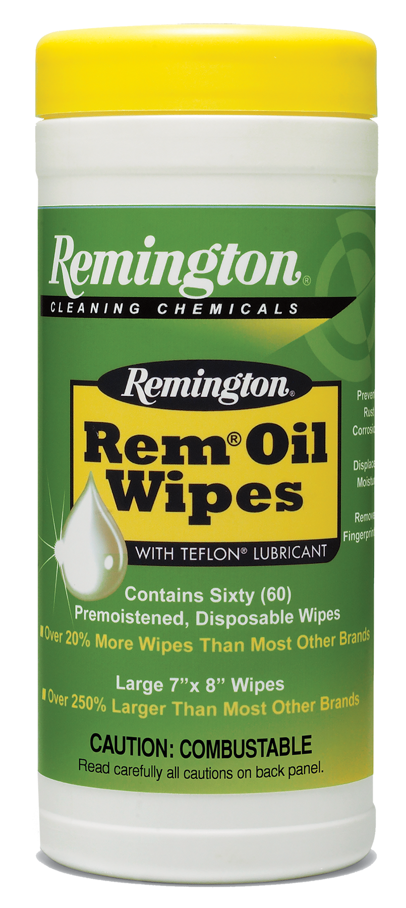 Remington Rem Oil Wipes - 7