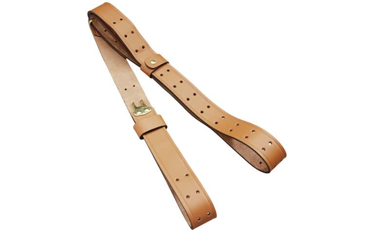 Butler Creek Leather Military Sling & Carry Strap - 1.25