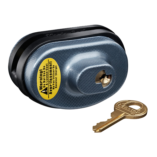 Master Lock Adjustable Keyed Trigger Lock Fits Most Long Guns and Pistols