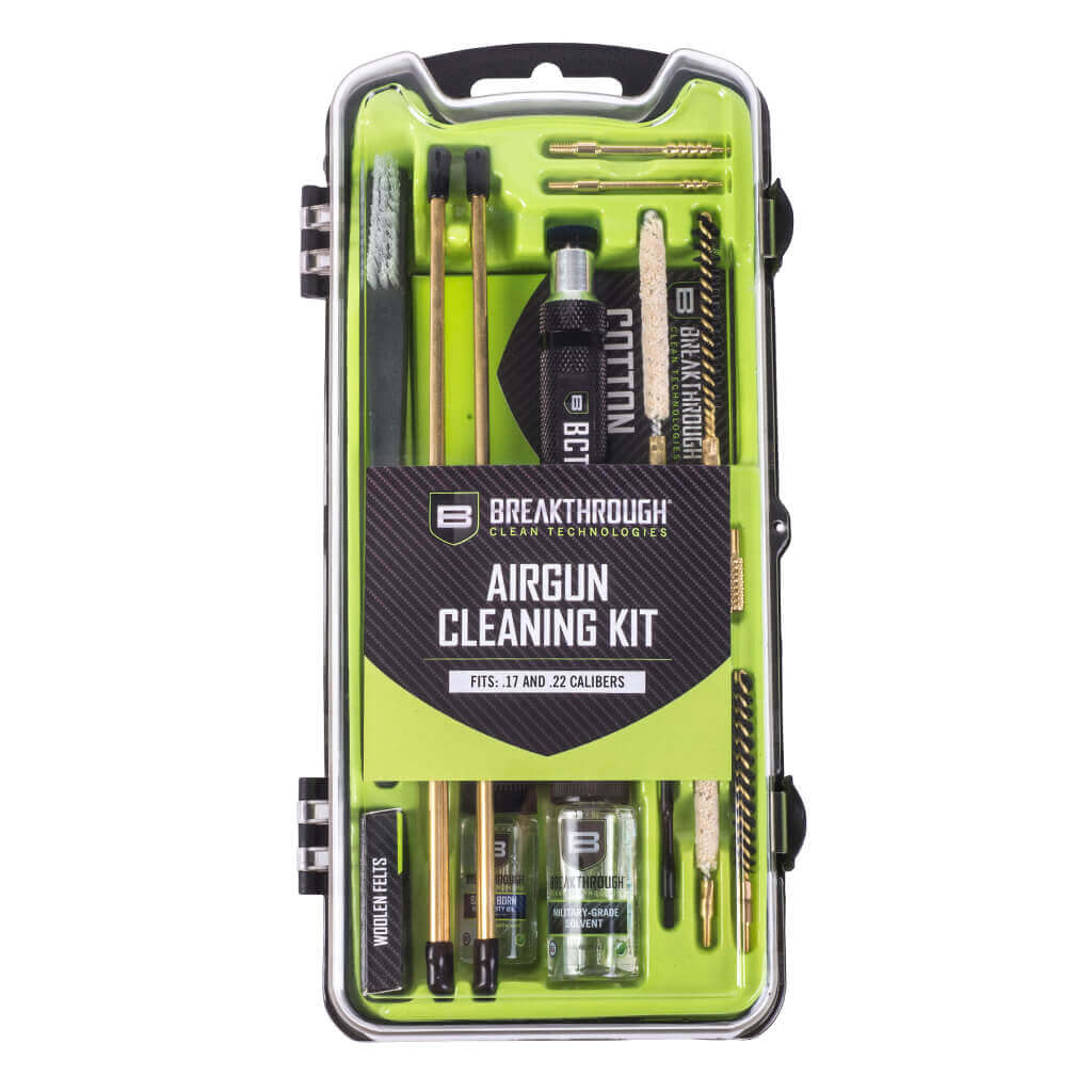 BreakthroughClean Vision Series Airgun Cleaning Kit - .177/.22 Caliber
