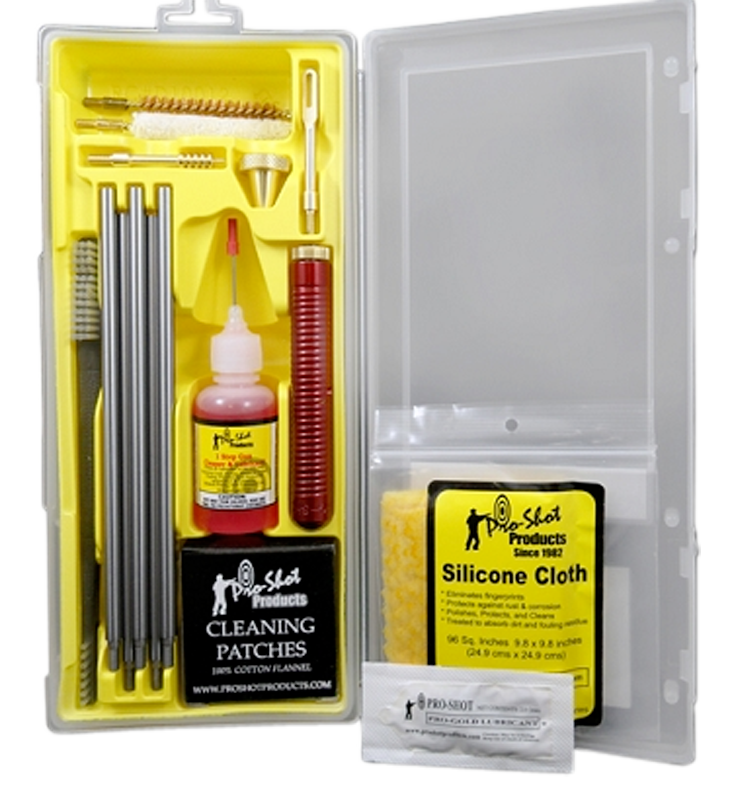 Pro-Shot Classic Box Rifle Cleaning Kit - .30 Cal./7.62mm