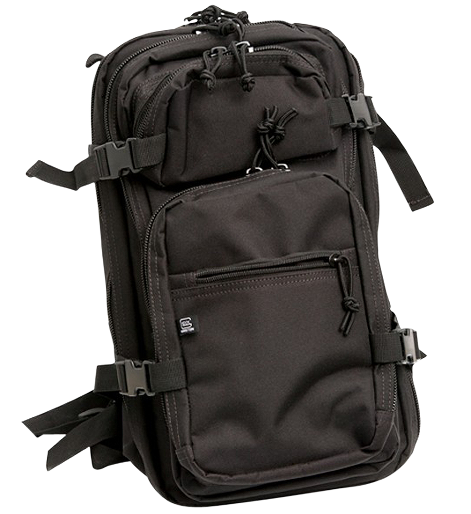 GLOCK Multi-Purpose Backpack - Internal Organization System - Black