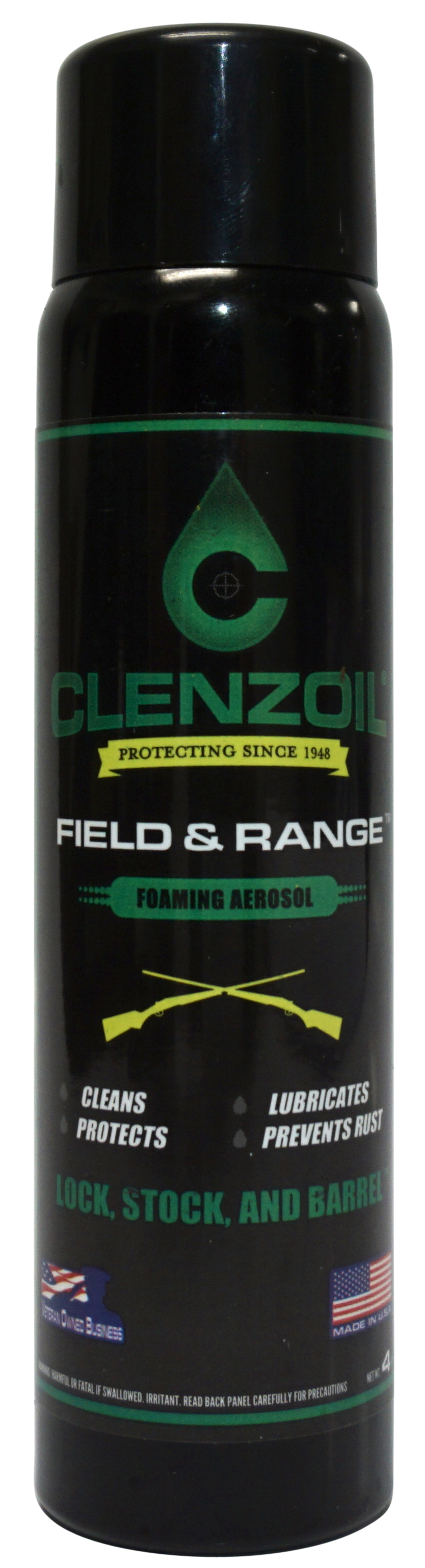 Clenzoil Field & Range CLP Spray - 4 oz - Aerosol