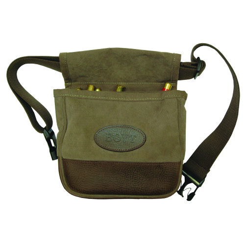 Boyt Harness Plantation Series Shell Pouch - Taupe