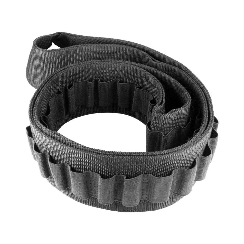 Aim Sports Shotgun Bandolier - 50 Round - Black