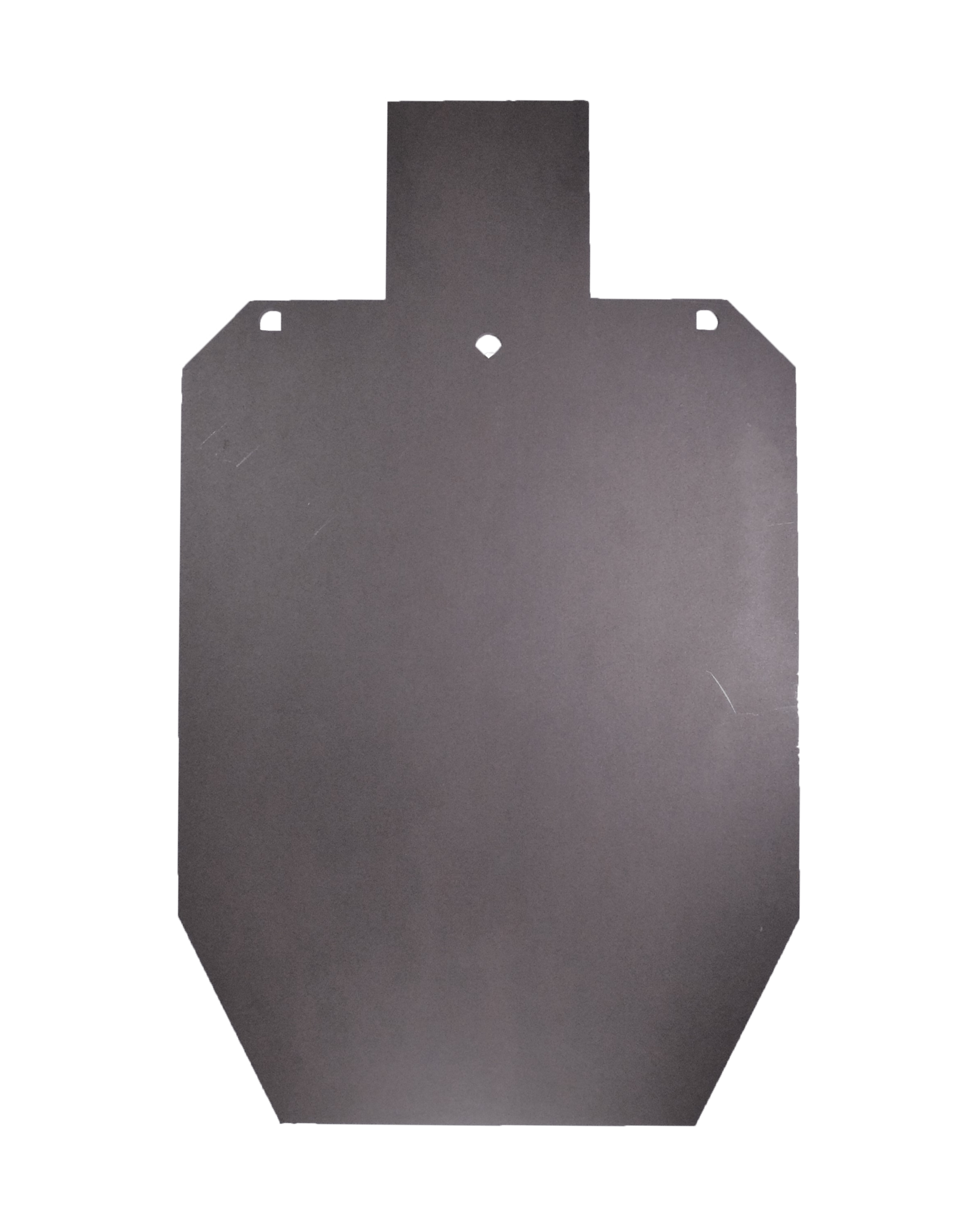CTS Targets IPSC Silhouette Steel Target - 18