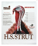 Hunters Specialties Hanging Paper Turkey Targets - 11