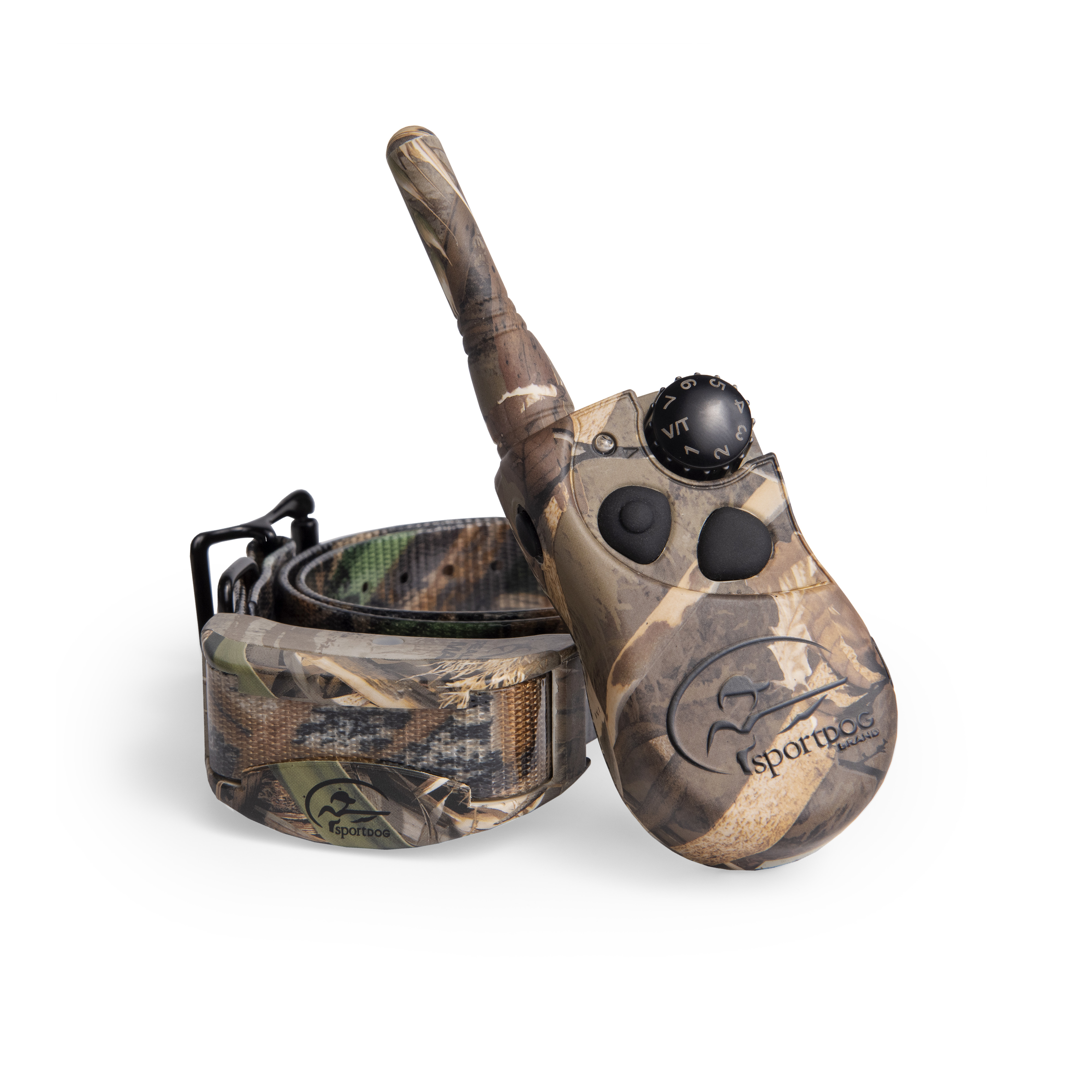 SportDOG Brand® WetlandHunter® X-Series 425 Remote Trainer - Rechargeable - Expandable Dog System - Camo