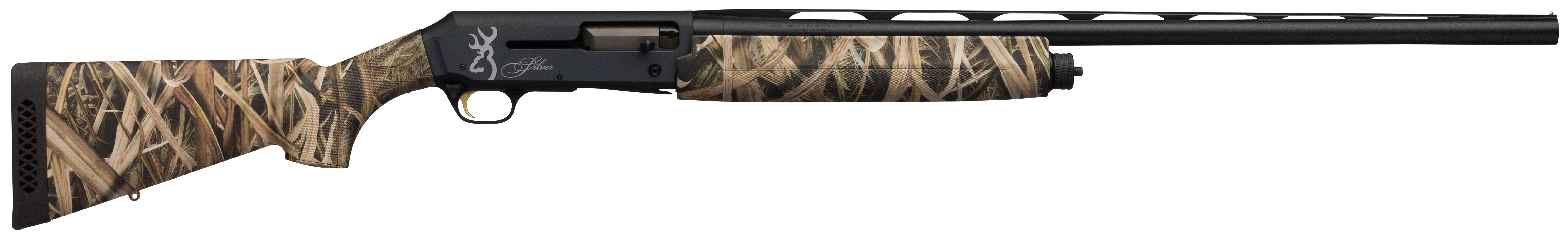 Browning Silver Field Semi-Auto Shotgun 3.5'' 12 Gauge 28'' Aluminum Alloy - Synthetic - Mossy Oak Shadow Grass Blades