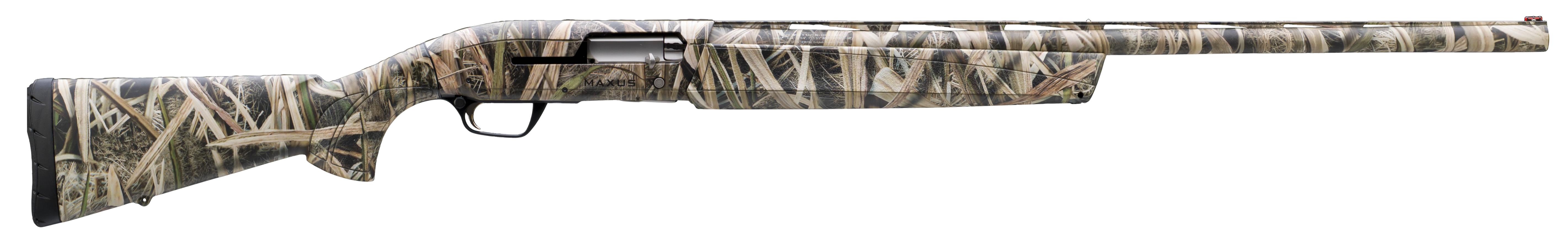 Browning Maxus Semi-Auto Shotgun 3.5'' 12 Gauge 26'' Camo - Synthetic - Mossy Oak Shadow Grass Blades