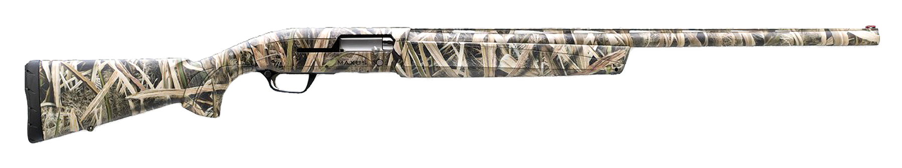Browning Maxus Semi-Auto Shotgun 3'' 12 Gauge 28'' Camo - Synthetic - Mossy Oak Shadow Grass Blades