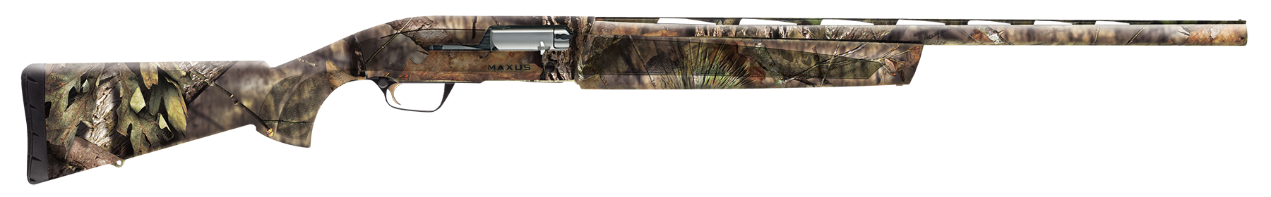 Browning Maxus All Purpose Semi-Auto Shotgun 3.5'' 12 Gauge 26'' Camo - Synthetic - Mossy Oak Break-Up Country