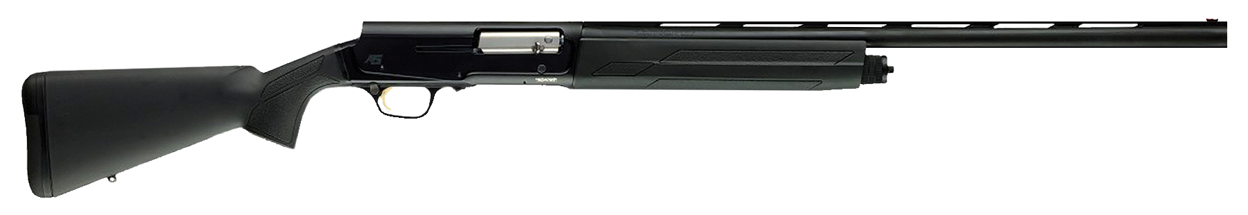 Browning A5 Stalker Semi-Auto Shotgun 3.5'' 12 Gauge 28'' Black Aluminum Alloy - Synthetic - Black
