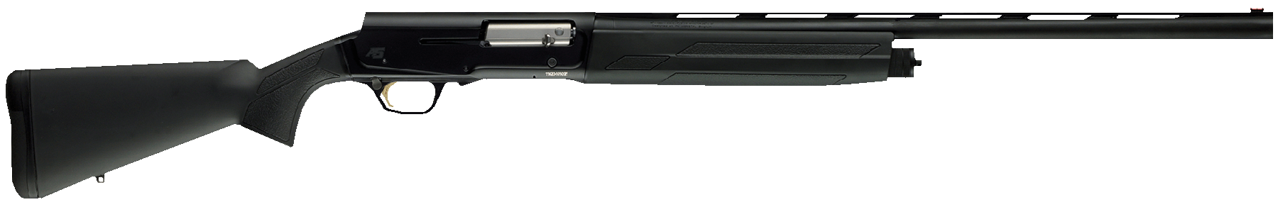 Browning A5 Stalker Semi-Auto Shotgun 3'' 12 Gauge 26'' Black Aluminum Alloy - Synthetic - Black