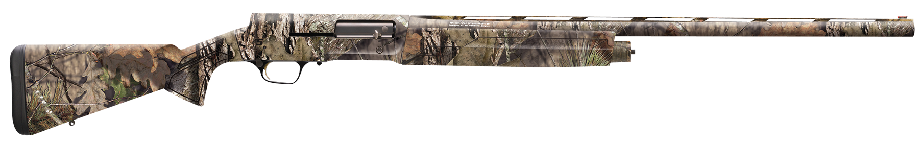 Browning A5 Semi-Auto Shotgun 3.5'' 12 Gauge 28'' Camo - Synthetic - Mossy Oak Break-Up Country