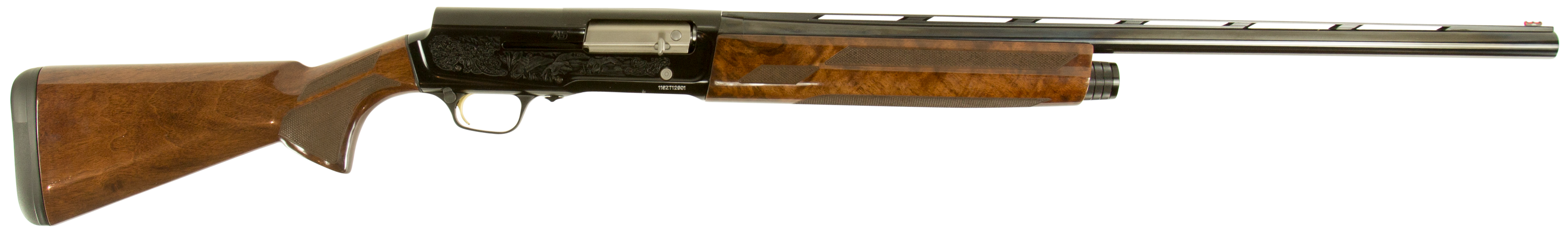 Browning A5 Hunter High Grade Semi-Auto Shotgun 3'' 12 Gauge 28'' Aluminum Alloy - Turkish Walnut