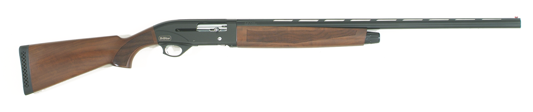 TriStar Viper G2 Youth Semi-Auto Shotgun 3'' 20 Gauge 24'' Black - Turkish Walnut