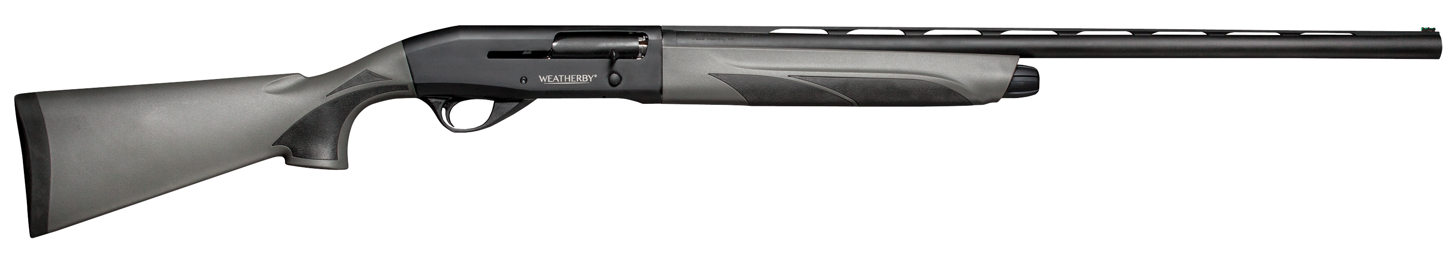 Weatherby Element Synthetic Semi-Auto Shotgun 3'' 12 Gauge 26'' Black - Synthetic - Gray