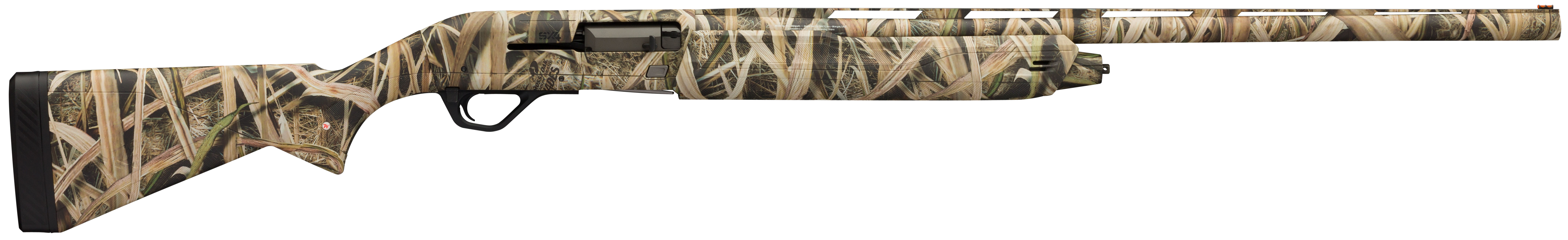 Winchester Super X4 Semi-Auto Shotgun 3.5'' 12 Gauge 28'' Camo - Synthetic - Mossy Oak Shadow Grass Blades