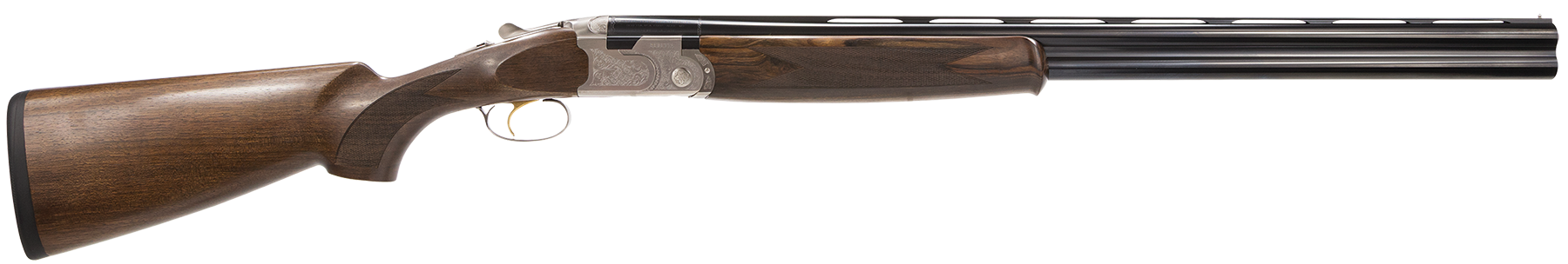 Beretta 686 Silver Pigeon I Over/Under Shotgun 3'' 12 Gauge 26'' Silver Engraved - Walnut