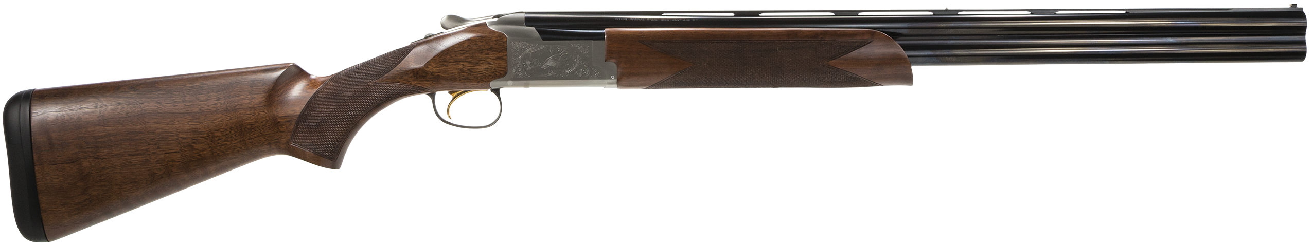 Browning Citori 725 Field Over/Under Shotgun 3'' 12 Gauge 26'' Silver Nitride Steel/Blued Barrel - Grade II Gloss/Grade III Walnut