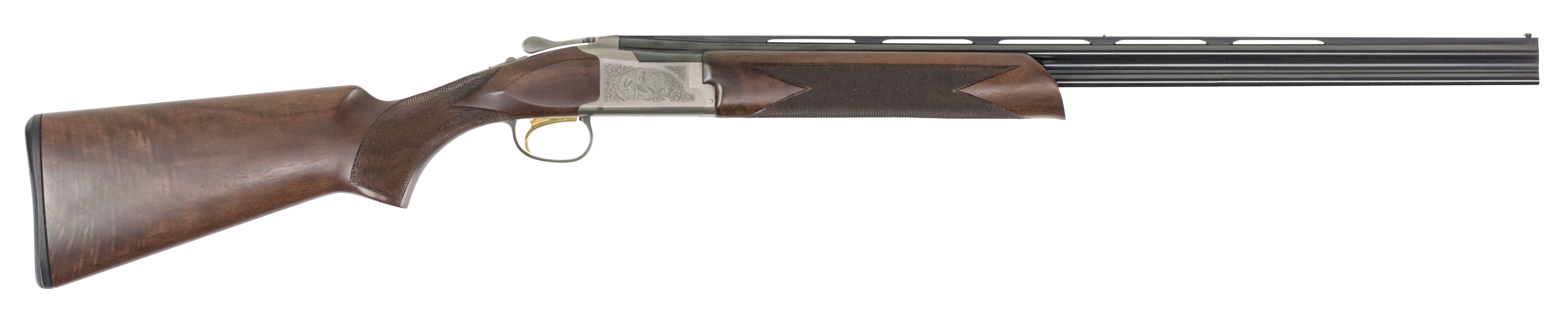 Browning Citori 725 Field Over/Under Shotgun 3'' 410 Bore 26'' Silver Nitride Steel - Grade II Gloss/Grade III Walnut