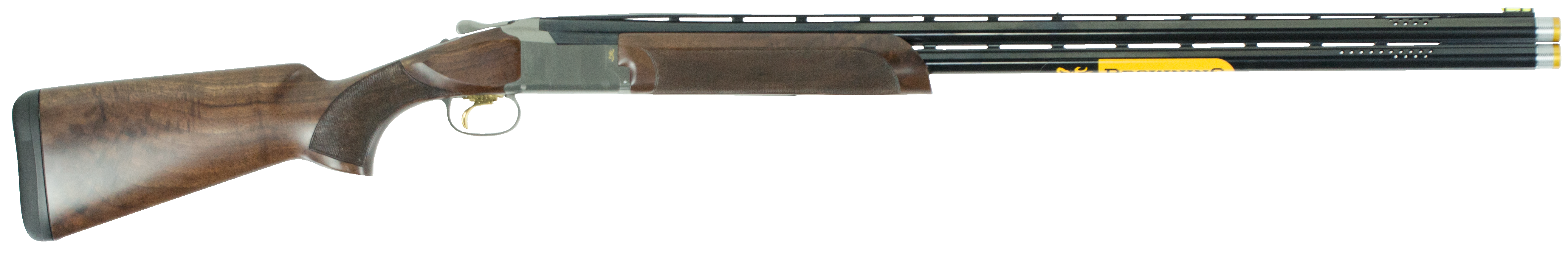 Browning Citori 725 Sporting Over/Under Shotgun 3'' 12 Gauge 30'' Silver Nitride Steel/Blued Barrel - Grade III Gloss/Grade IV Walnut