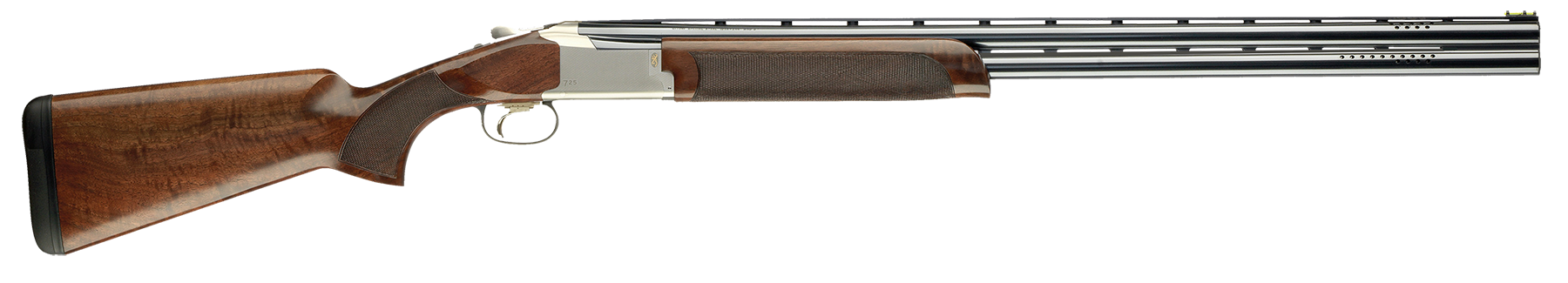Browning Citori 725 Sporting Over/Under Shotgun 3'' 20 Gauge 32'' Silver Nitride Steel/Blued Barrel - Grade III Gloss/Grade IV Walnut