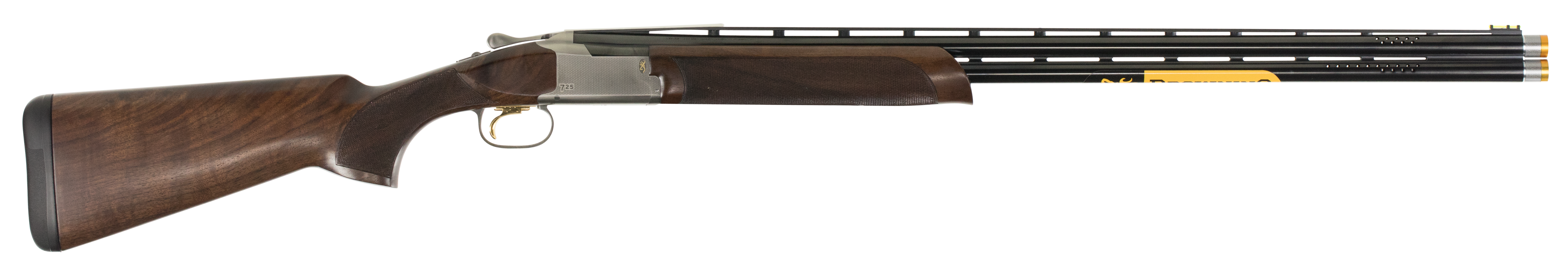 Browning Citori 725 Sporting Over/Under Shotgun 3'' 20 Gauge 30'' Silver Nitride Steel/Blued Barrel - Grade III Gloss/Grade IV Walnut