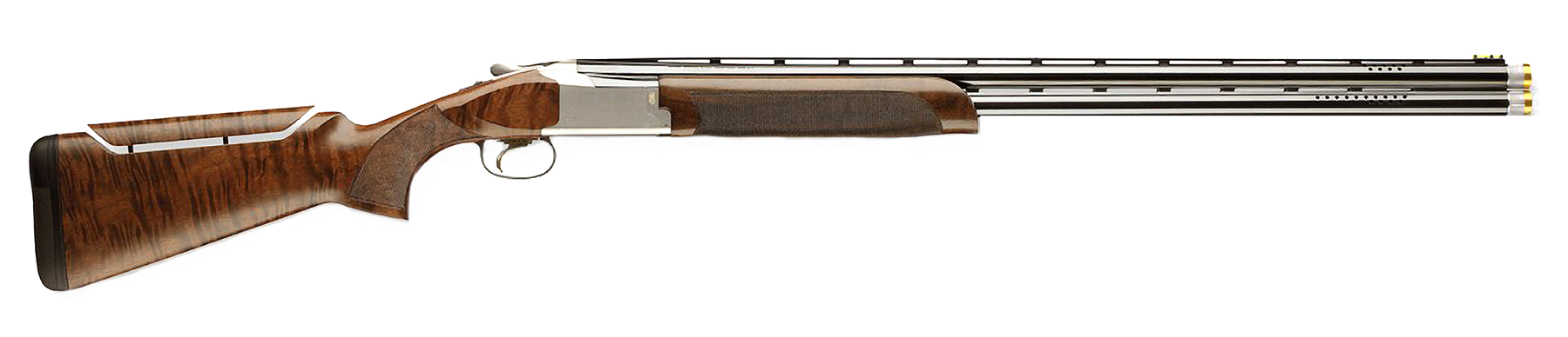 Browning Citori 725 Sporting Adjustable Over/Under Shotgun 3'' 12 Gauge 32'' Silver Nitride Steel - Grade III Gloss/Grade IV Walnut