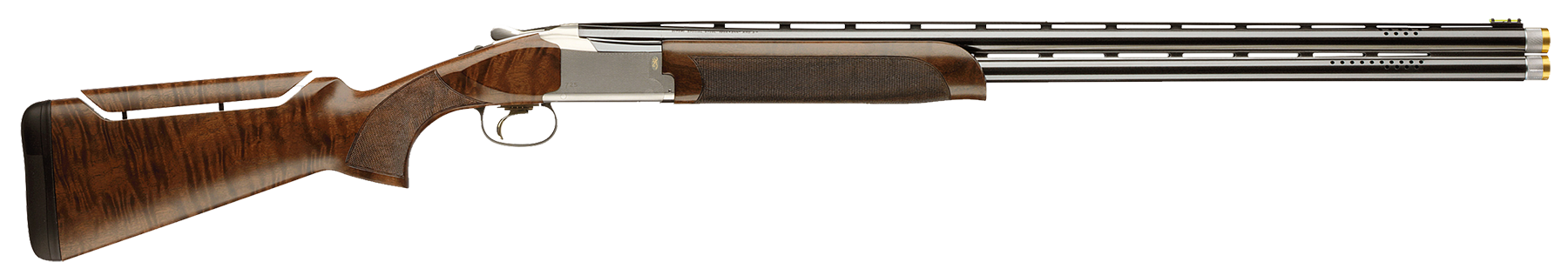 Browning Citori 725 Sporting Adjustable Over/Under Shotgun 3'' 12 Gauge 30'' Silver Nitride Steel - Grade III Gloss/Grade IV Walnut