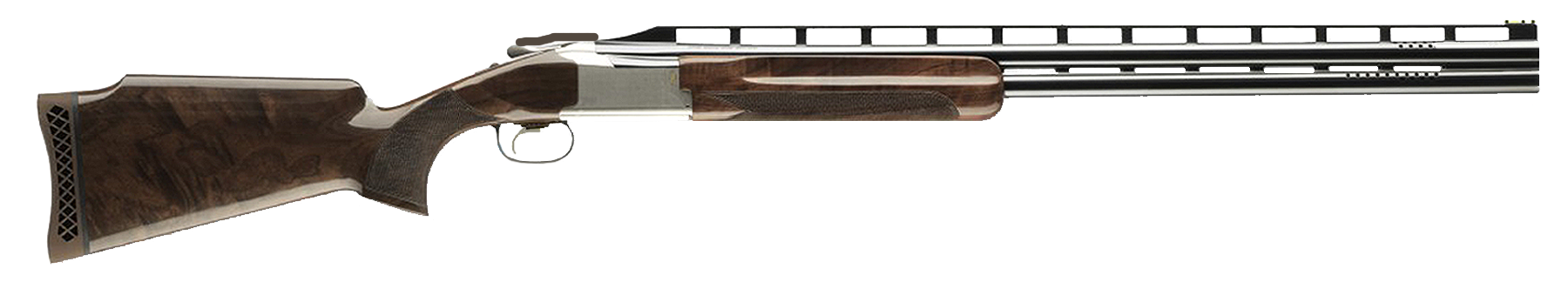Browning Citori 725 Trap Over/Under Shotgun 2.75'' 12 Gauge 30'' Silver Nitride Steel - Black Walnut
