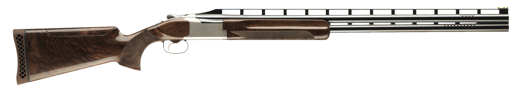 Browning Citori 725 Trap Over/Under Shotgun 2.75'' 12 Gauge 32'' Silver Nitride Steel - Black Walnut