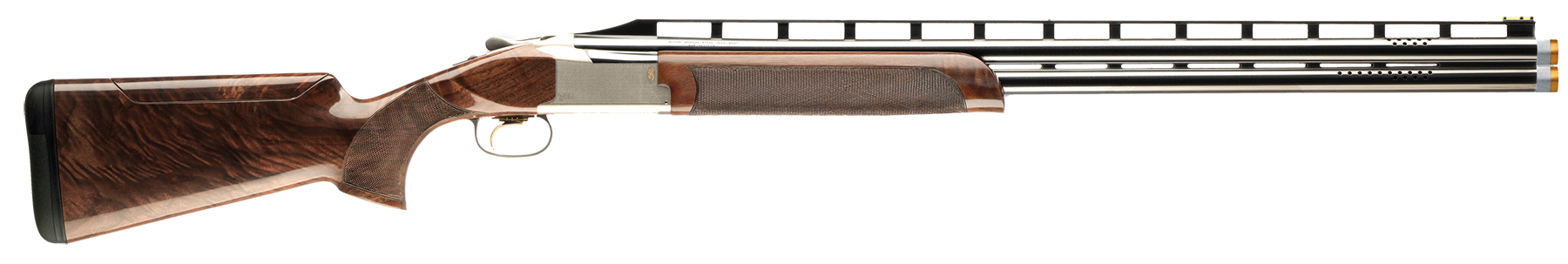 Browning Citori 725 High Rib Sporting Over/Under Shotgun 3'' 12 Gauge 32'' Silver Nitride Steel/Blued Barrel - Black Walnut Adjustable Comb