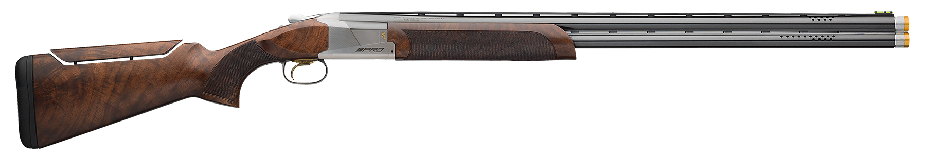 Browning Citori 725 Pro Sporting Over/Under Shotgun 2.75'' 20 Gauge 30'' Silver Nitride Steel/Blued Barrel - Black Walnut Adjustable Comb