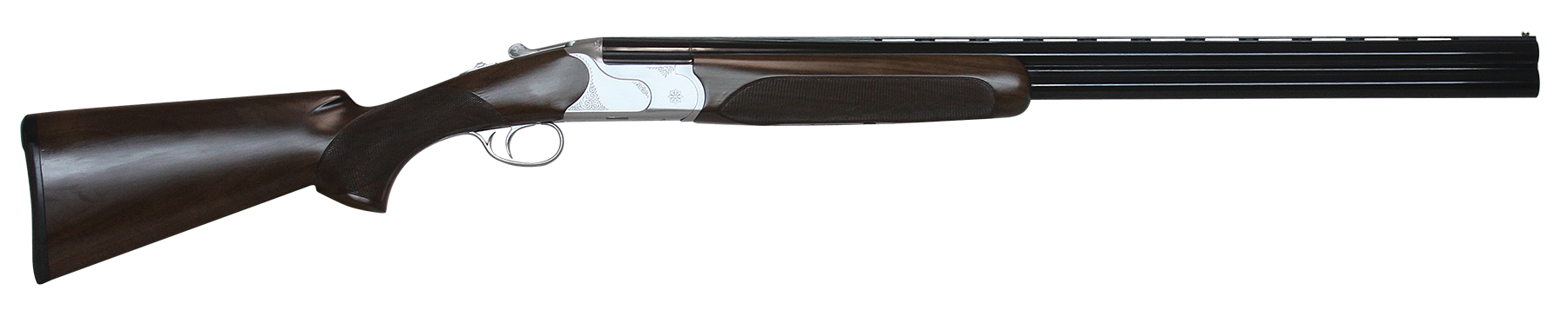 CZ-USA Redhead Premier Over/Under Shotgun 3'' 20 Gauge 26'' Silver - Turkish Walnut