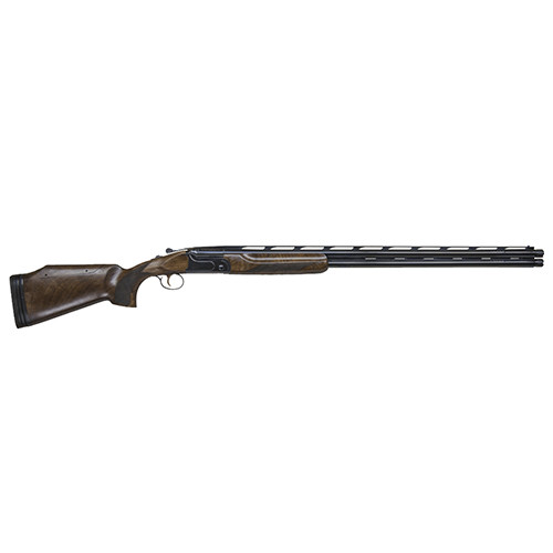 CZ-USA All American Over/Under Shotgun 3'' 12 Gauge 30'' Blued - Turkish Walnut - Adjustable