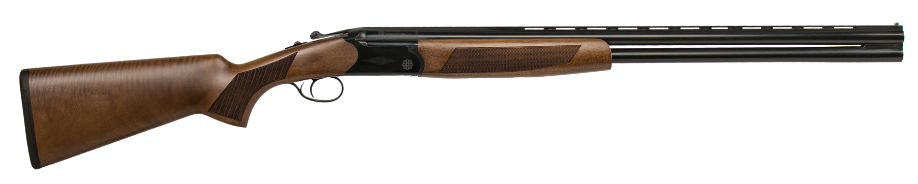 CZ-USA Drake Over/Under Shotgun 3'' 410 Bore 28'' Black Chrome - Turkish Walnut
