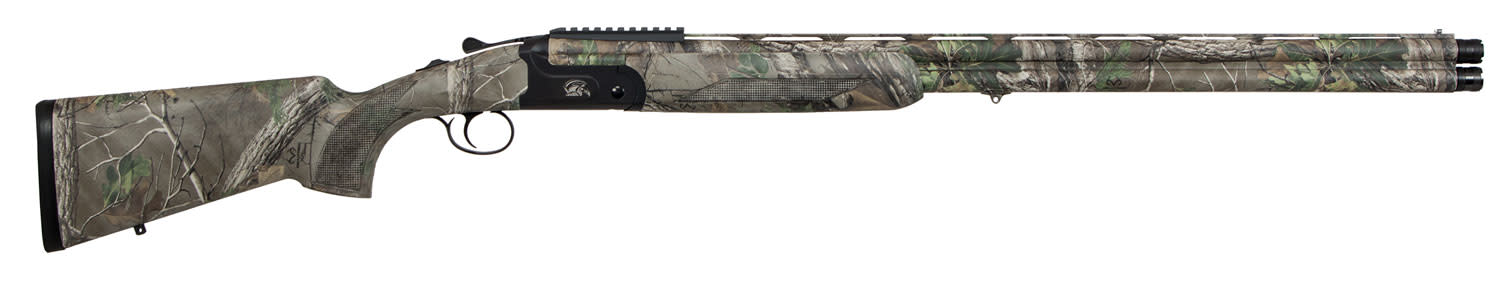 CZ-USA Magnum Reaper Over/Under Shotgun 3.5'' 12 Gauge 26'' Camo - Synthetic - Realtree APG